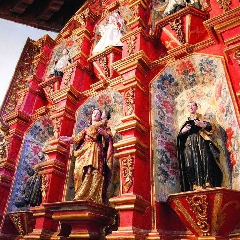 viesca capilla de santa ana de hornos