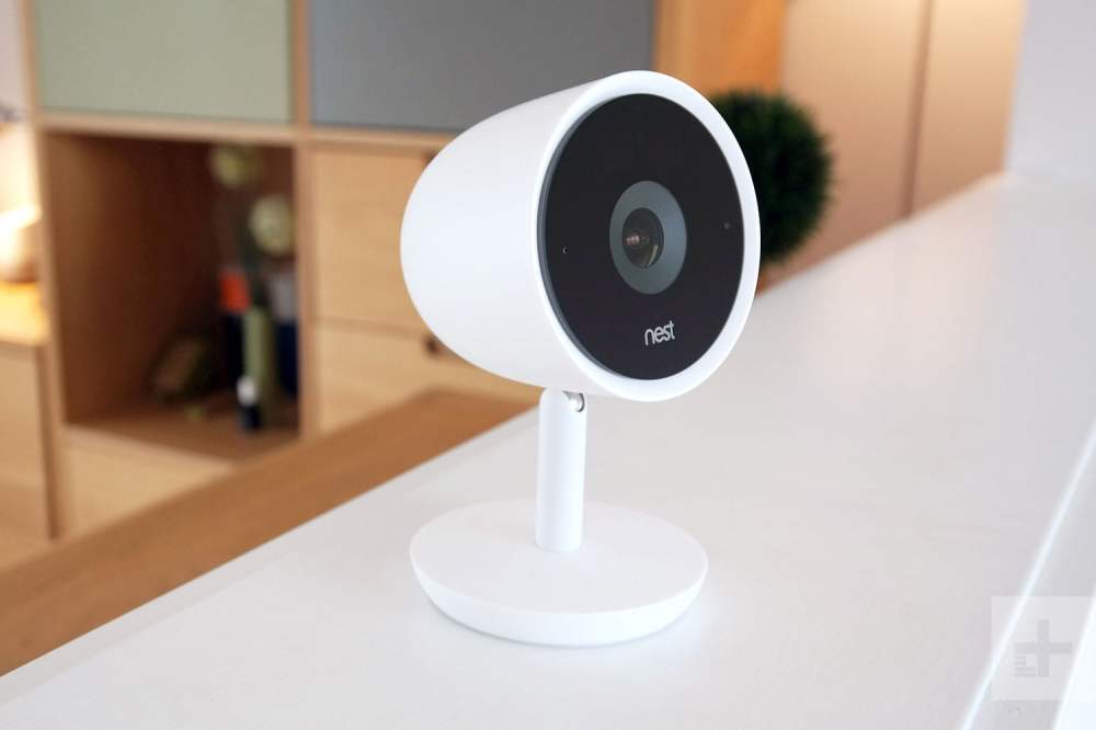 Nest Cam Indoor Desk